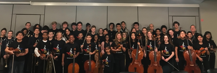2019 YAS! Fall Festival Orchestra